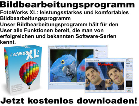 Bildbearbeitung Software Download
