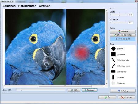 Fotosbearbeitung