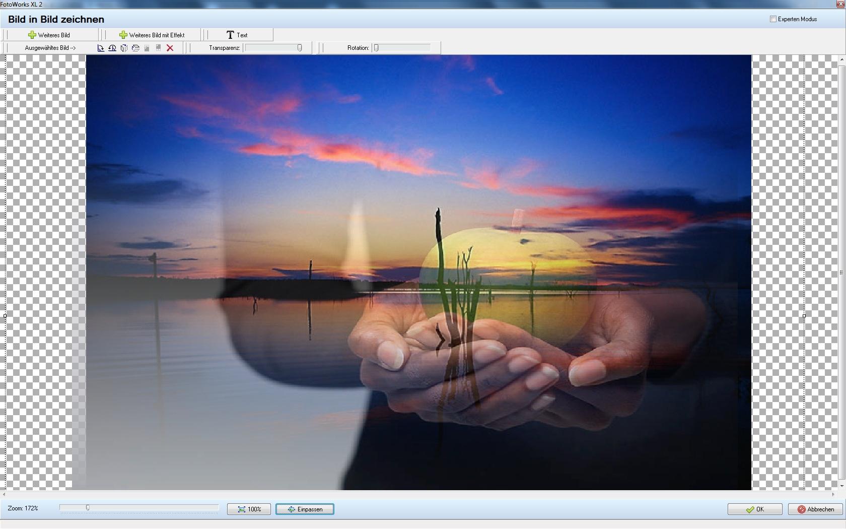 Bildbearbeitungsprogramm profi fotograf